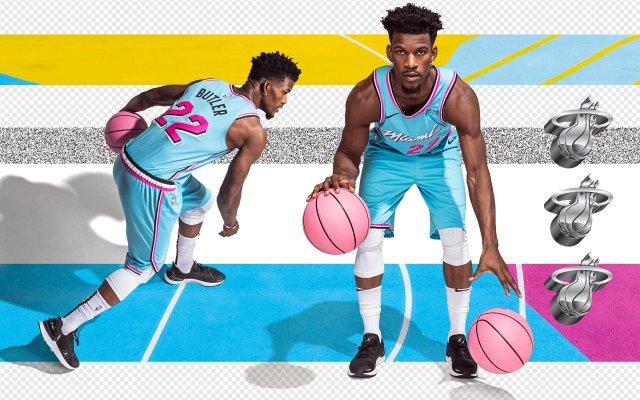 Jimmy Butler Miami 2020 Wallpaper 2880x1800