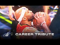 Vince Carter CAREER TRIBUTE Mix -