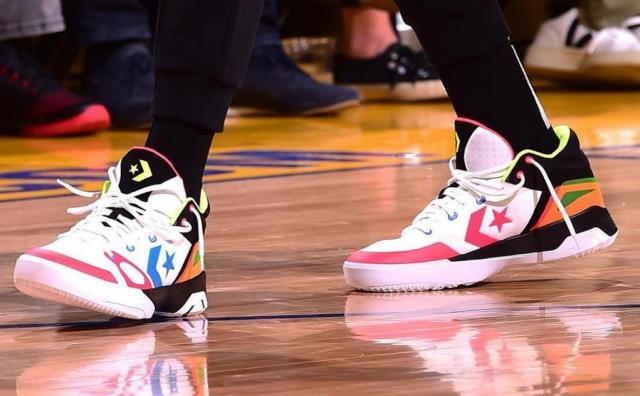 История Converse — ретро баскетбол