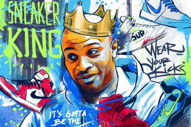Пи Джей Такер — история сникер-короля
