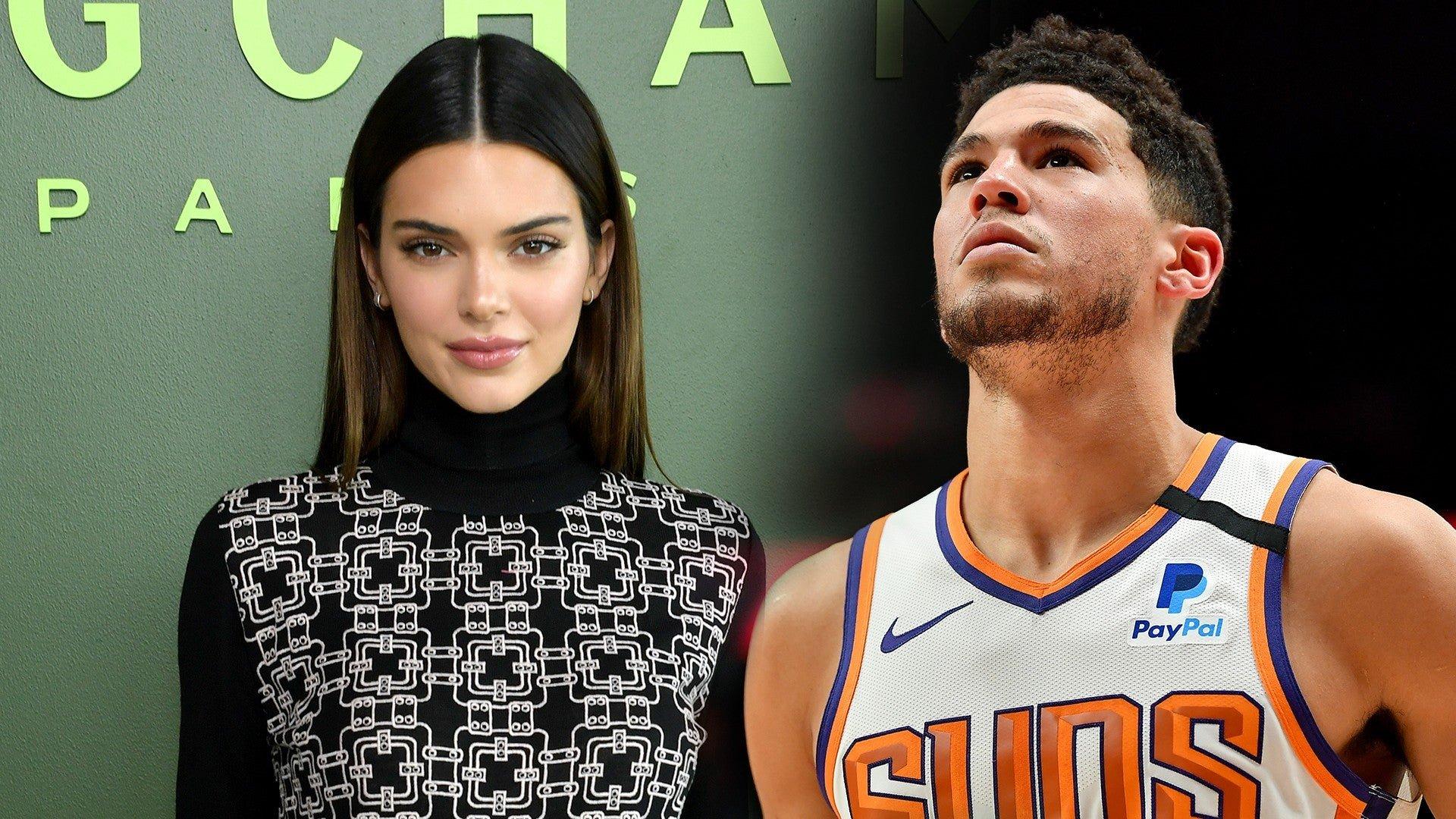 Баскетболист Девин Букер и модель Кендалл Дженнер вместе?
